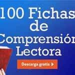 100 fichas de compresnión lectora