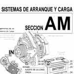 Sistema de carga y arranuque del automóvil