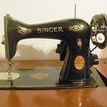 Funcionamiento de la Máquina de coser