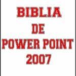 La Biblia del Power Point 2007