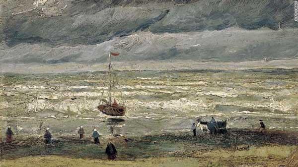 Pinturas robadas de Van Gogh en Italia