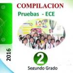 Compilación de Pruebas ECE de Segundo Grado