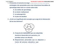 Examen Simulacro para docentes