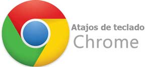 Atajos de teclado en Google Chrome