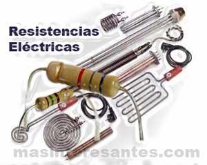 Resistencias eléctricas