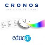 Cronos, software para hacer líneas de tiempo