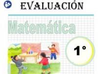 Evaluación de Matem´tica de 1ro a 6o de primaria