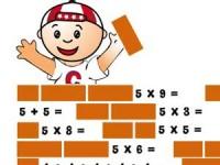 Fichas de trabajo para aprender a multiplicar y a dividir