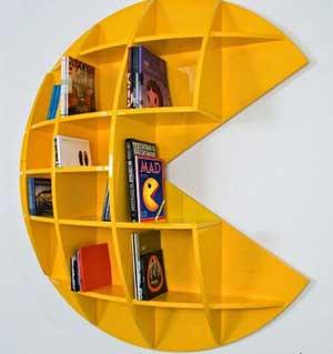 Diseños de estantes para libros o librerías