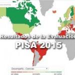 Resultados de la Evaluación PISA 2015