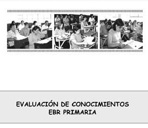 Examen de evaluación docente Primaria