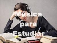 Música relajante para estudiar