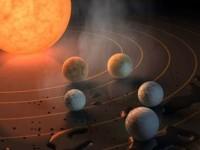 Nuevo Sistema Solar habitable