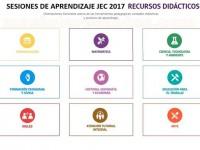 Sesioes JEC 2017 y Recursos Educativos