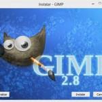 Gimp 2.8 Editor de imágenes