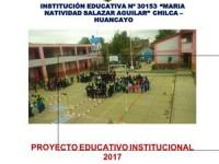 Proyecto Educativo Institucional PEI 2017