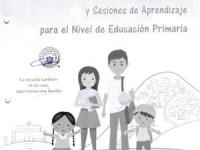 Unidad de Aprendizaje y Sesiones de Aprendizaje por Situaciones de Emergencia Nivel Primaria