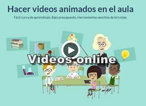Crear vídeos educativos online