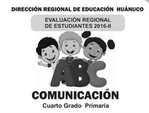 Evaluación tipo ECE para 4to grado de primaria