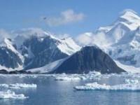 Volcanes bajo la antártida