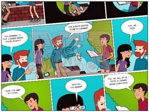 Como Crear Comic historiestas con Pixton