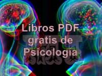 Libros PDF gratis de Psicología