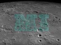Imágenes y vídeos 4k de la superficie lunar