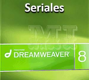 Seriales para Macromedia Dreamweaver