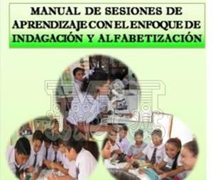 Sesiones de aprendizaje con el enfoque de indagación