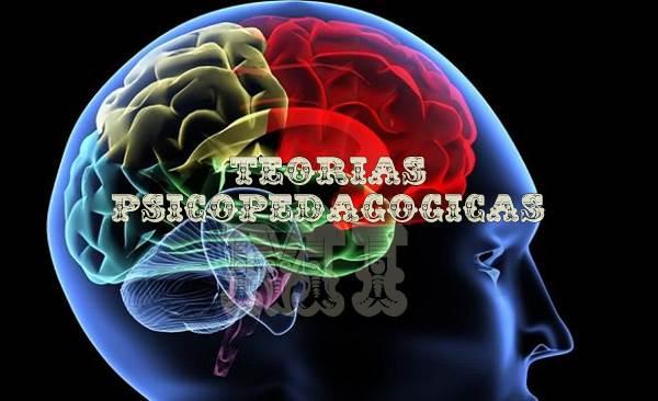 Teorías Psicopedagógicas