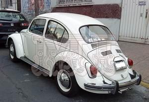 Desmontaje de un Volkswagen vocho o escarabajo