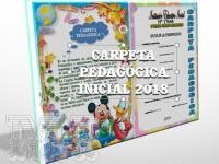 Modelo de Carpeta Pedagógica para Inicial 2018