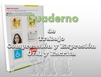 Cuaderno de Trabajo de Comprensión y Expresión Oral y Escrita