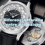 Diferencia horaria entre dos Países