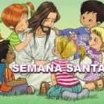 Fichas de Seman Santa para Inicial