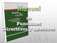 Manual de funcionde para Directivos y Asesores Pedagógicos