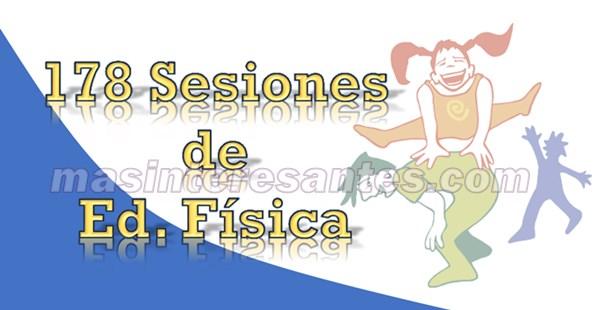 sesiones de educacion fisica