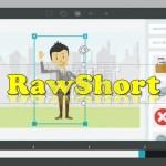 RawShort para crear tus vídeos