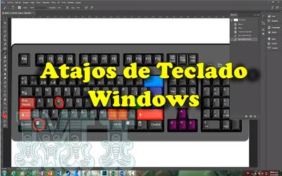 Atajos de teclado en Windows