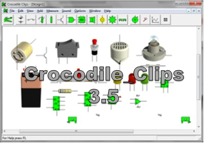 Descargar Crocodile Clips v 3.5