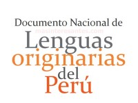 Documento Nacional de Lenguas Originarias del Perú
