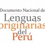 Documento Nacional de Lenguas Originarias del Perú