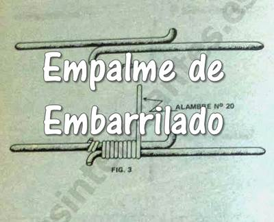 Empalme de Embarrilado