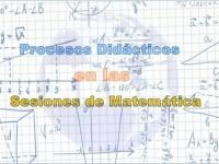 Procesos Didácticos de una Sesión de Matemática
