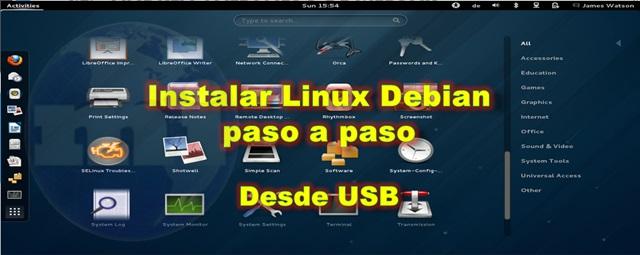 Linux Debian 9.5