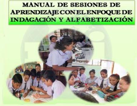Sesiones con enfoque de idagacion y alfabetizacion