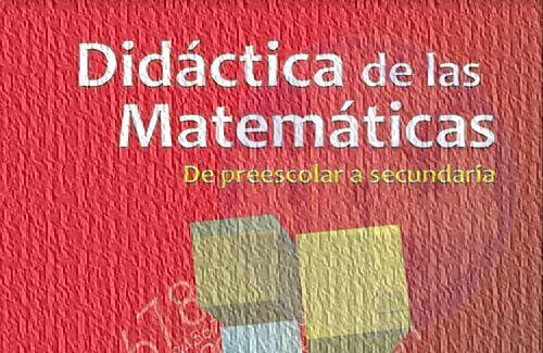 Didáctica de la Matemática para secundaria