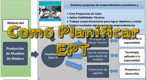 Cómo planificar EPT