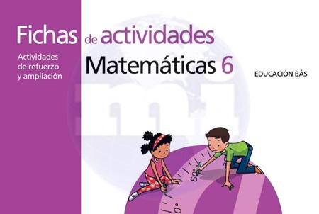 Fichas de Actividades de Matemática