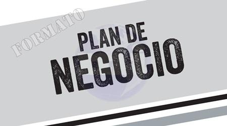Formato de Plan de Negocio 500